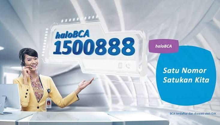 Call Cenbetr BCA