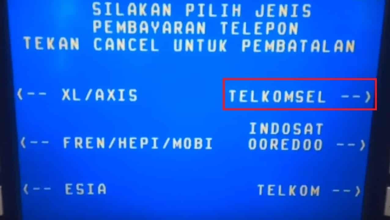 Cek-Tagihan-Kartu-Halo-via-ATM