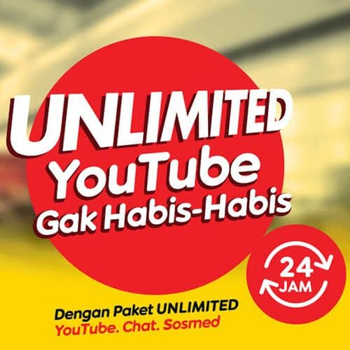 Indosat Data Unlimited