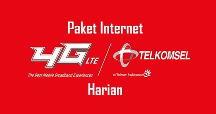 Paket Internet Harian Telkomsel