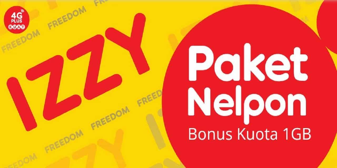 Paket Freedom Izzy Indosat