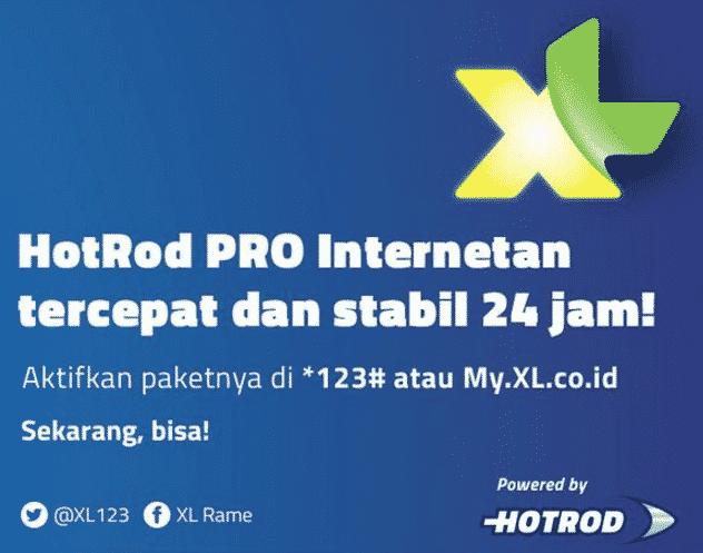 Paket-Internet-XL-HotRod
