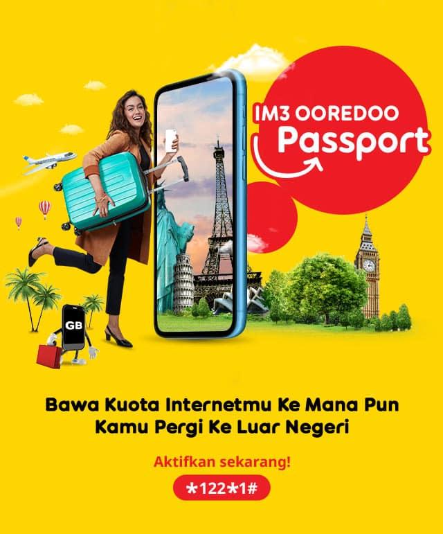 Paket Roaming China dari Indosat