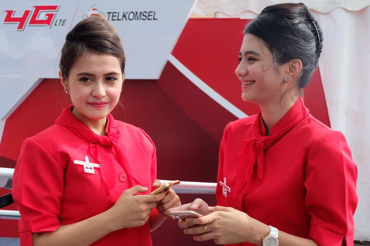 Paket Roaming China dari Telkomsel