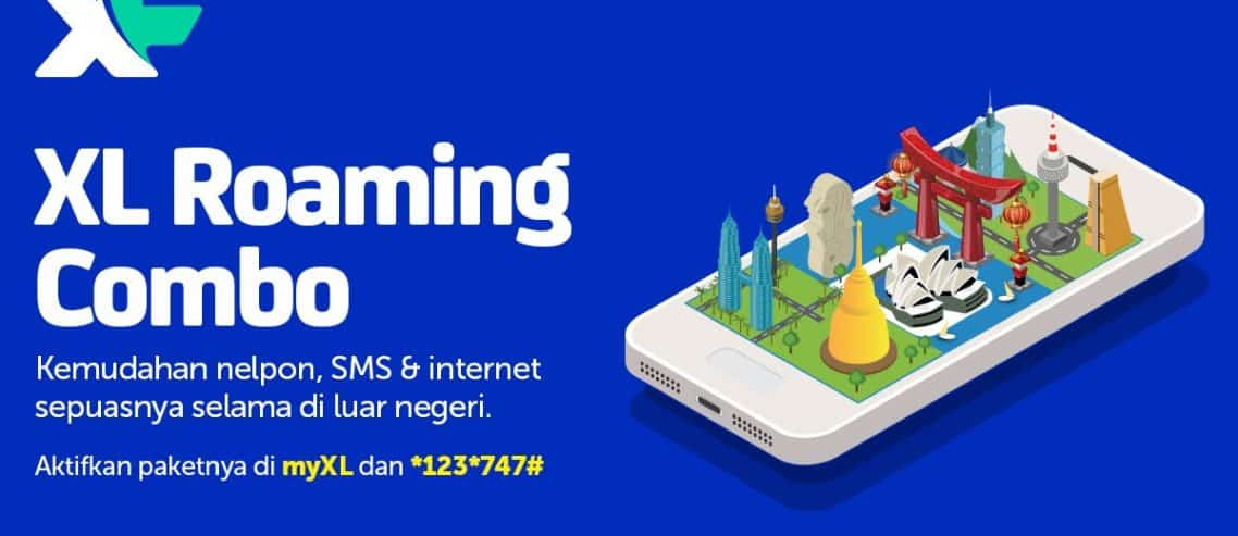 Paket Roaming China dari XL