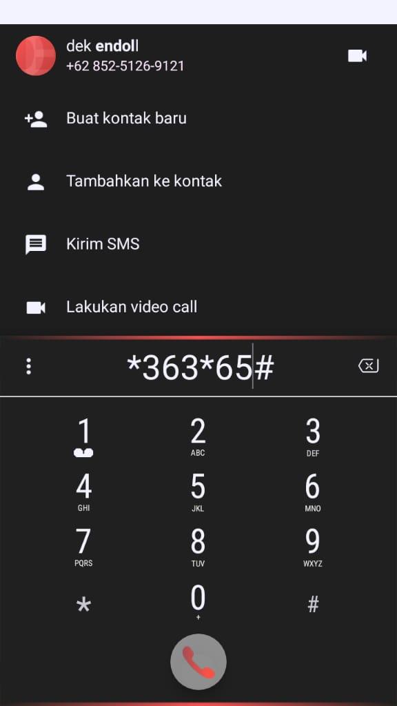 Dial-Telkomsel-Murah