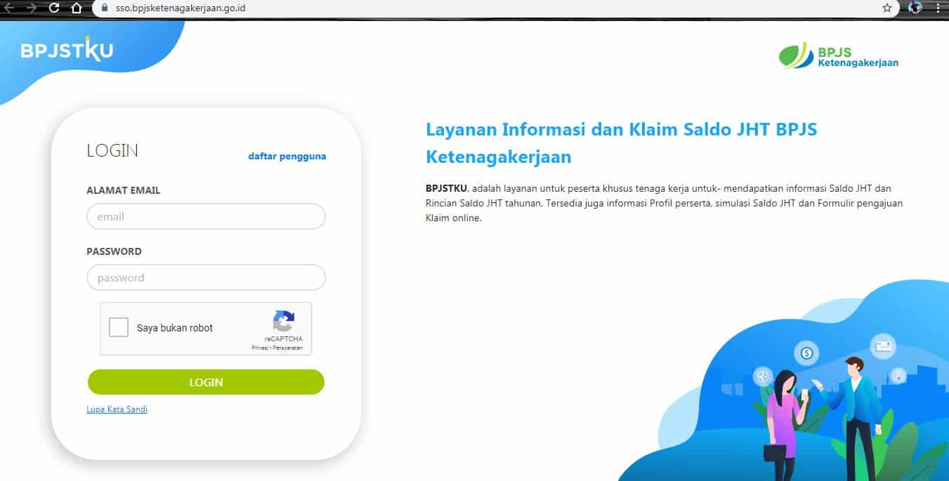 login website bpjs