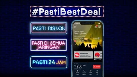 paket best deal telkomsel