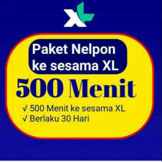Daftar-Nelpon-XL