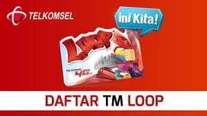 paket simpati loop