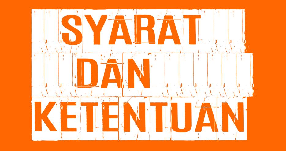 syarat dan ketentuan