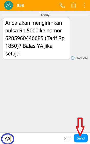 3 Cara Transfer Pulsa Telkomsel Simpati Kartu As Loop