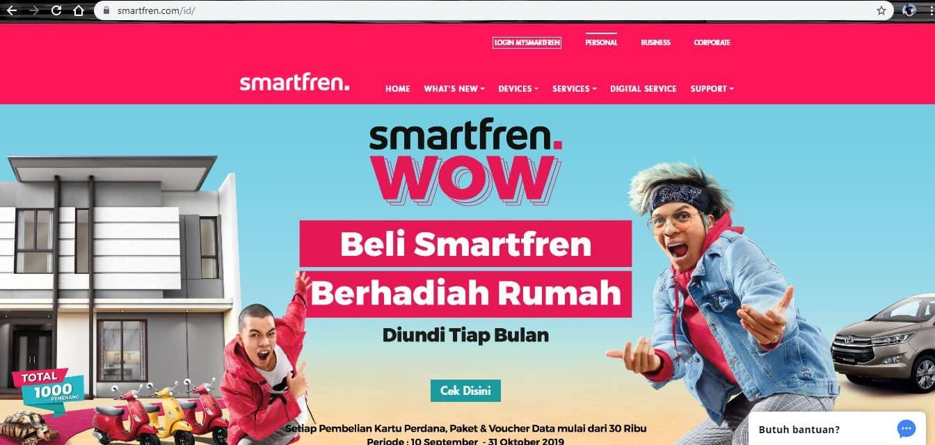 web smartfren