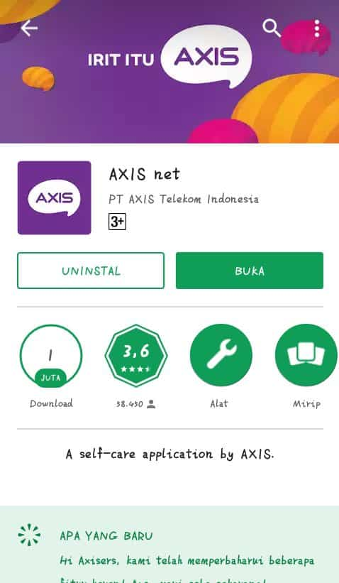 Call-Center-Axis-Via-Aplikasi