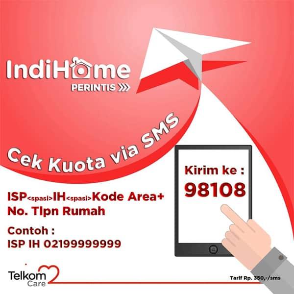 Cara-Cek-FUP-IndiHome-Via-SMS
