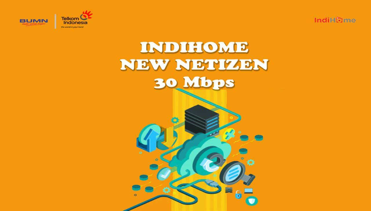 FUP IndiHome 30 mbps