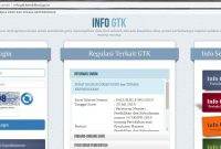 Cek-Info-GTK