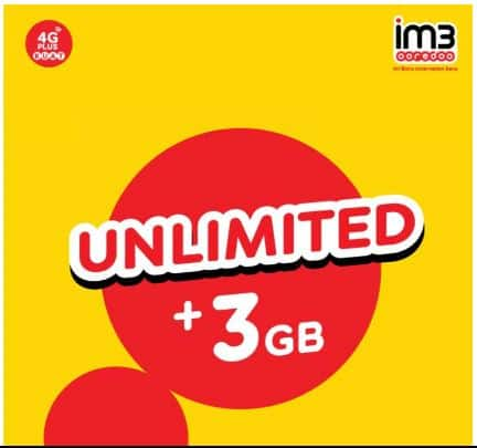 Unlimited + 3GB