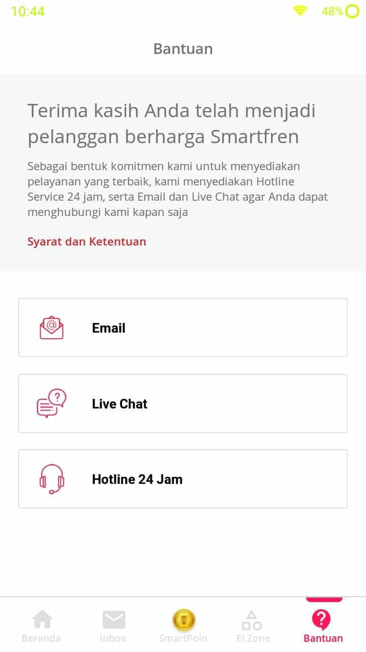 aplikasi smartfren