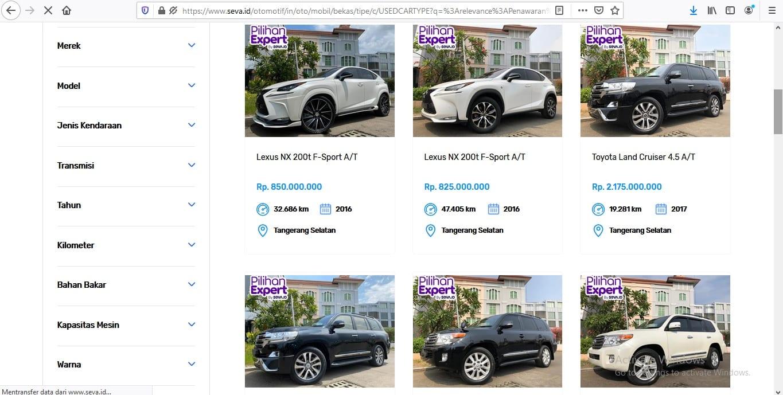 Mobil-Pilihan-Expert