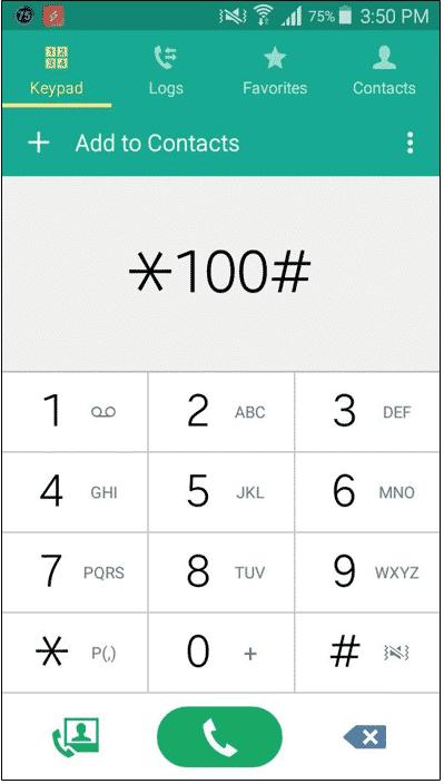 Buka-menu-telepon-dan-ketikkan-100