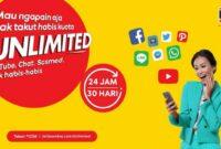 Cara-Daftar-Paket-Unlimited-Youtube-Indosat