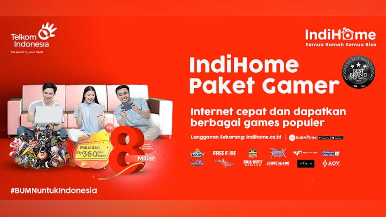 Harga-Paket-Indihome-Gamer