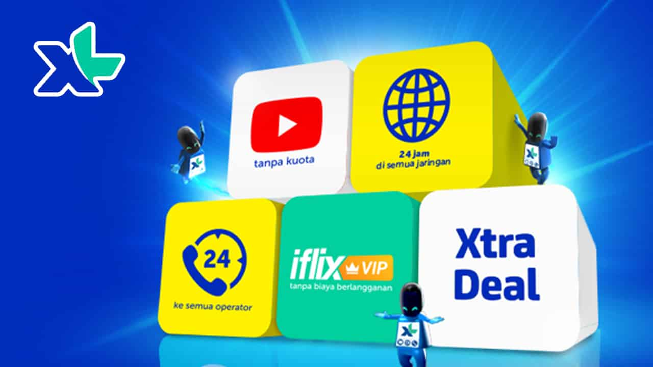 Daftar Harga Paket Xl Unlimited Combo Lite Home Prioritas