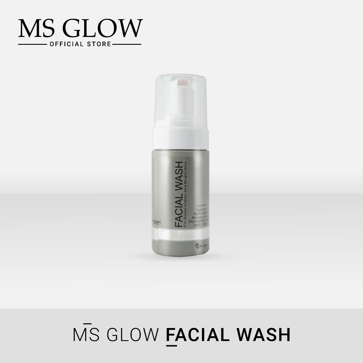 Daftar Harga Paket Ms Glow Whitening Luminous