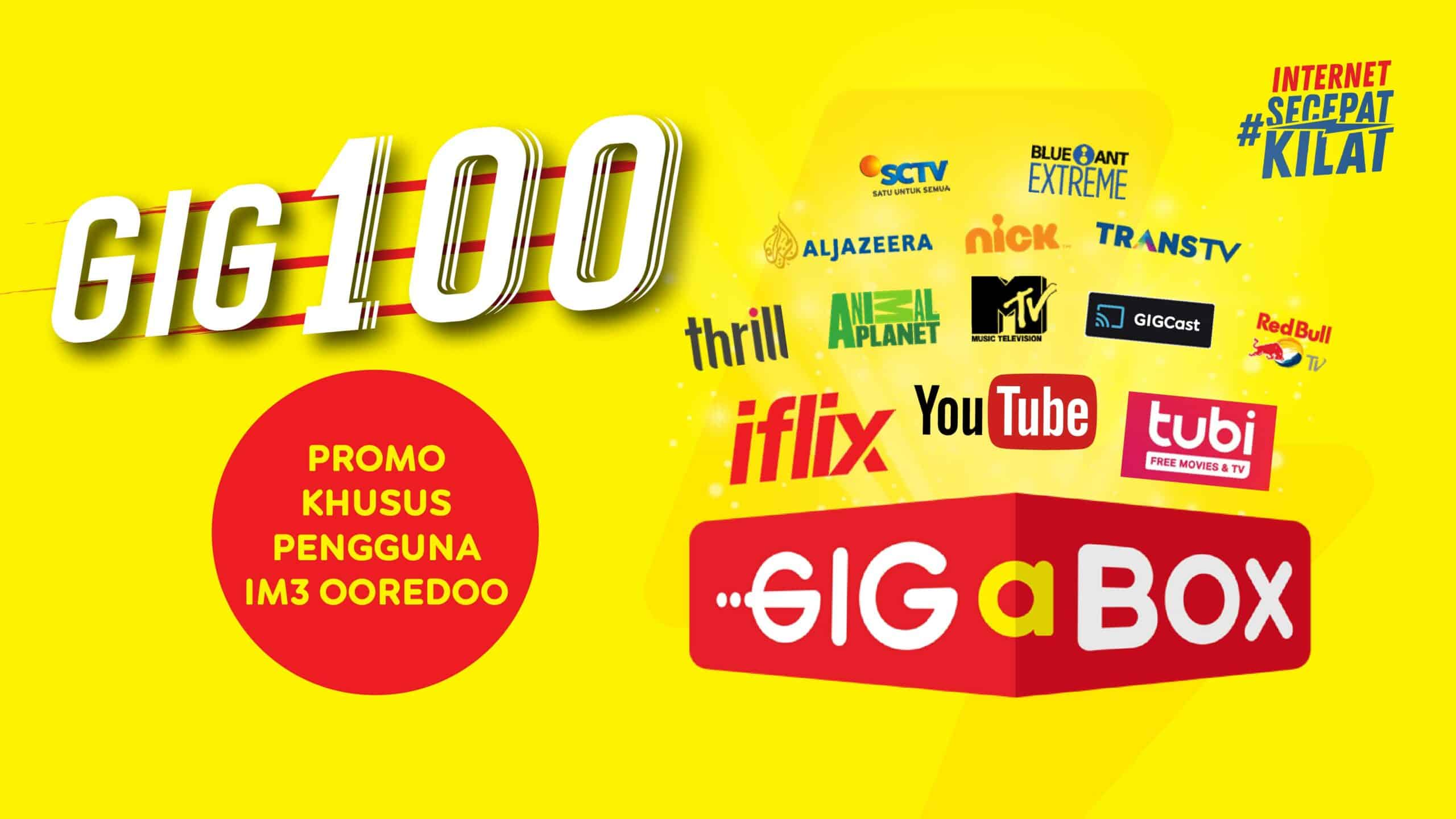 Daftar Harga Paket Internet Gig Indosat 20 30 50 Mb 1 Gb