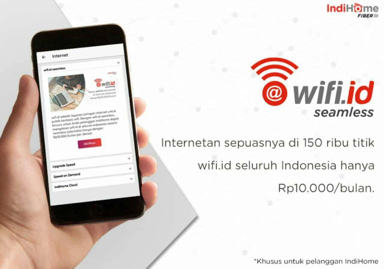 Wifi-ID-Seamless