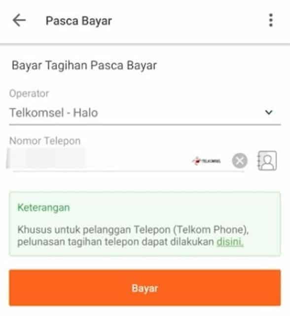 Pilih-menu-Telkomsel-Halo