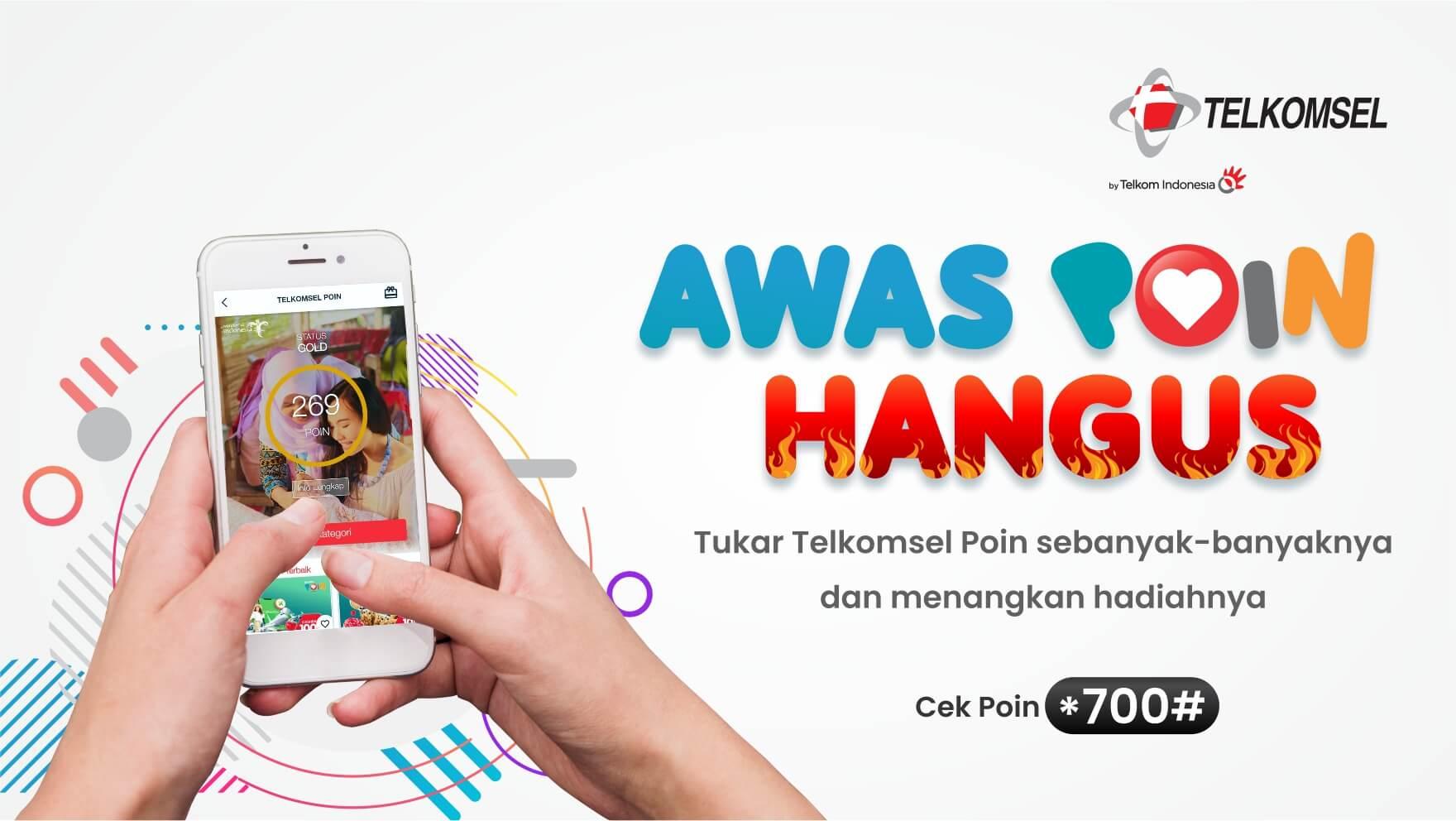Keuntungan-Menggunakan-Telkomsel-Poin