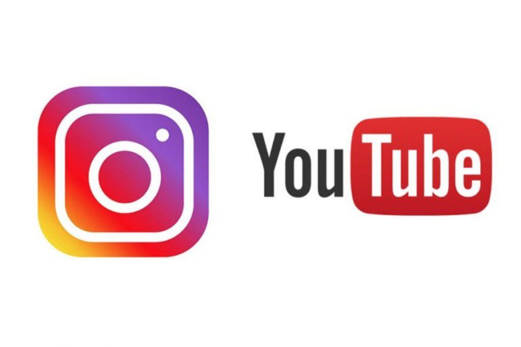 Kode-Youtube-Instagram