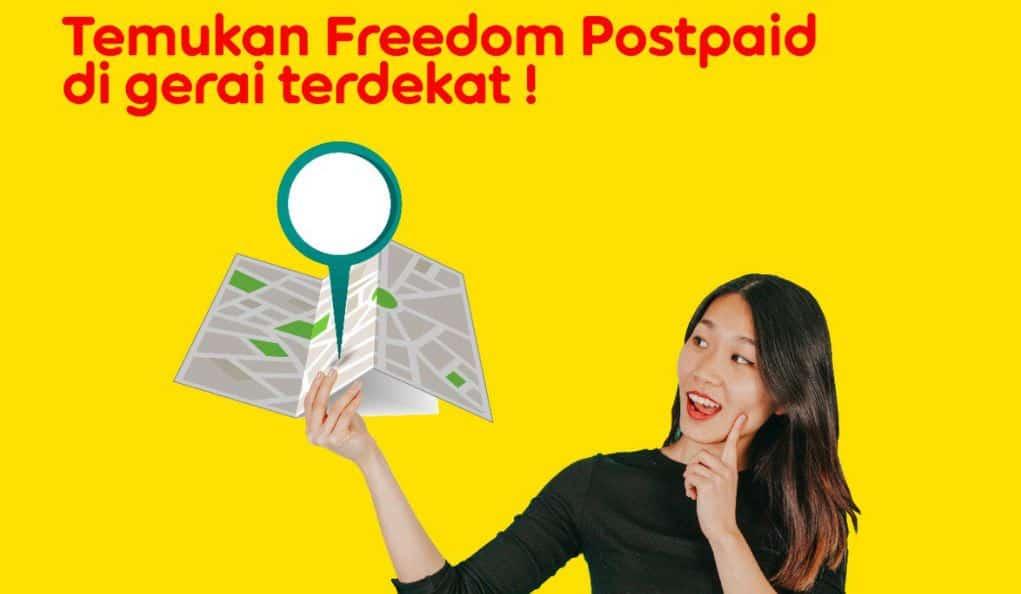 Paket-Freedom-Postpaid