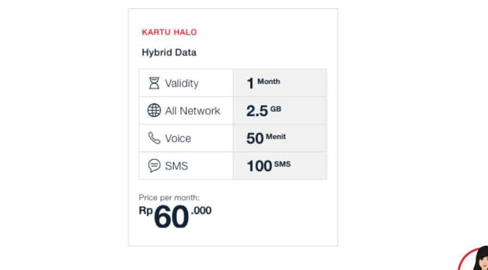 Paket-Hybrid-Data