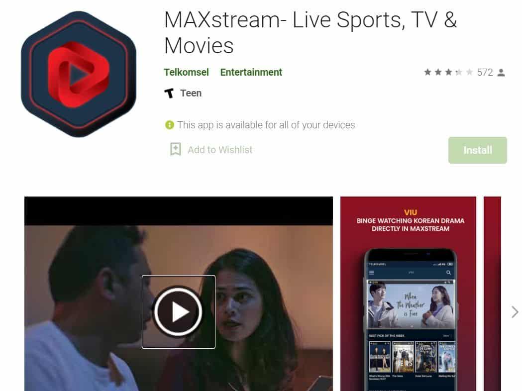 Unduh-aplikasi-MAXstream-di-Playstore-atau-di-App-Store-dan-instalkan-pada-smartphone-Anda